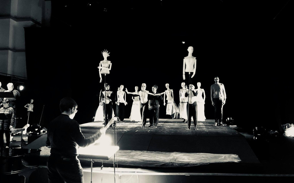 Croak, Pori Opera, 2018