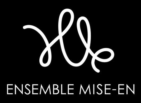 Markku Klami makes his New York debut with ensemble mise-en