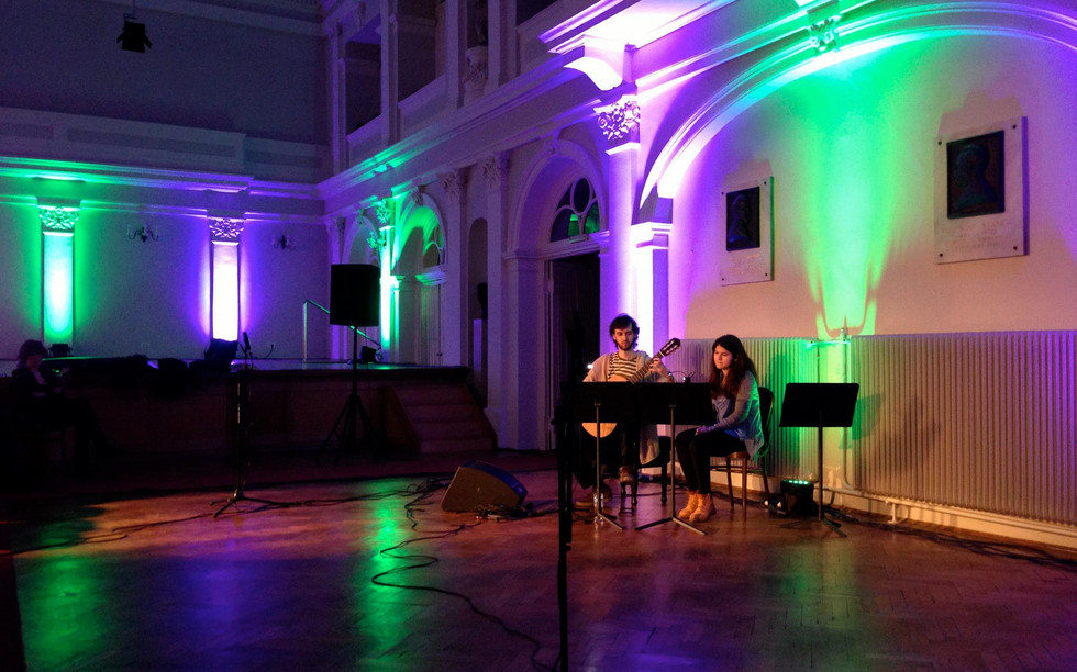 Zagreb Music Biennale 2013, Croatia