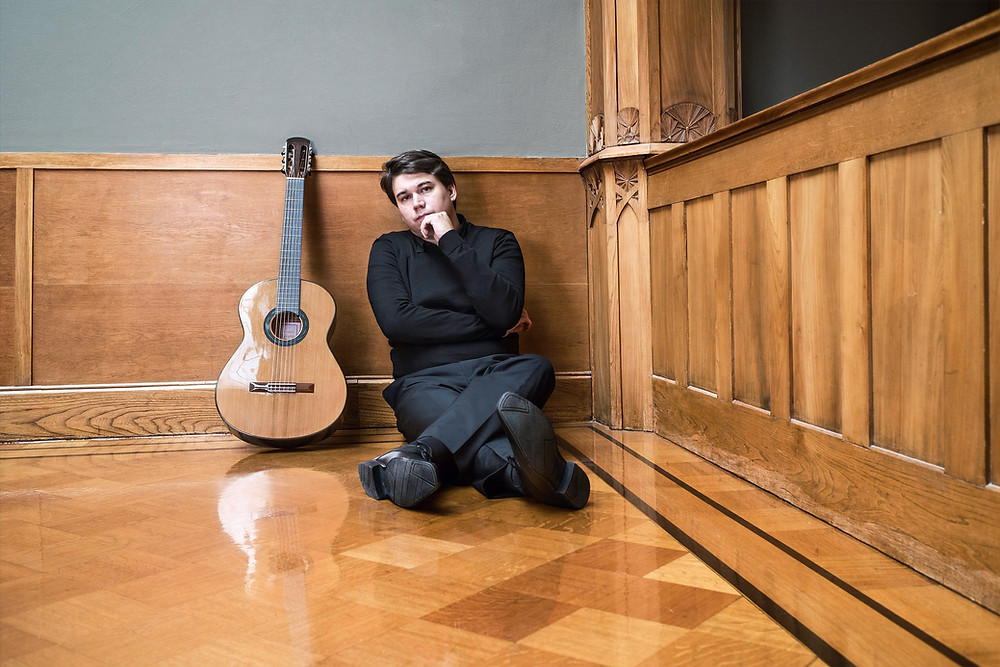 Patrik Kleemola, photographed by Vesa Aaltonen