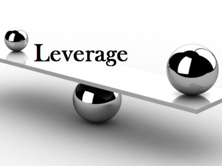 Investor Mistakes: Not using leverage to get started