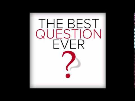 The Best Question I Can Remember Being Asked by an Investor by Graeme Fowler