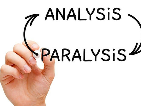 Investor Mistakes: Analysis Paralysis