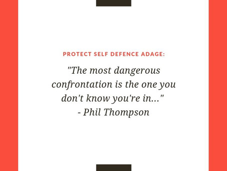 The most dangerous confrontation...