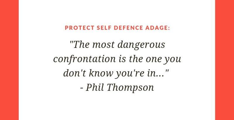 The most dangerous confrontation...