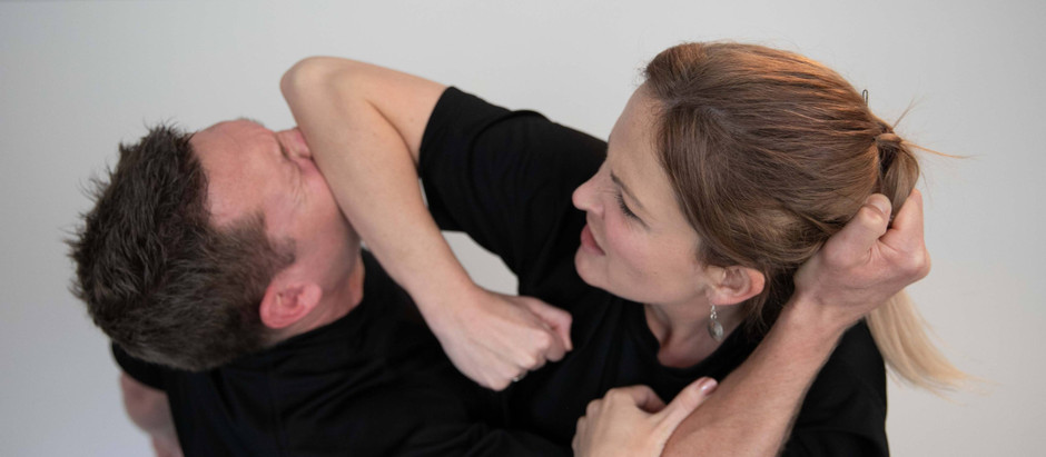 Workplace Self Defence Training; What We REALLY Do