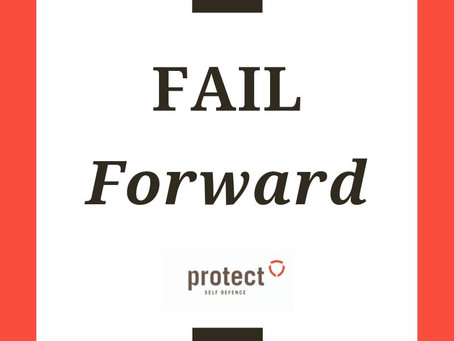 Fail...Forward