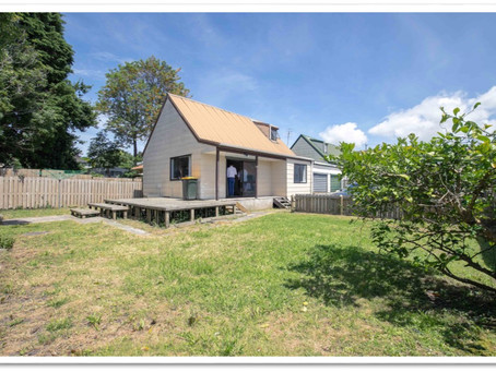 $32,000 profit on first ever Auckland property trade/flip ($385,000 purchase!)
