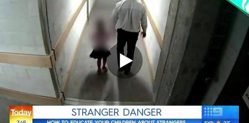 Watch a 'predator' work around Stranger Danger