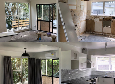 Another renovation and trade deal! Check it out!