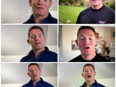 Phil's Crazy faces: What do they have to do with keeping you safe?