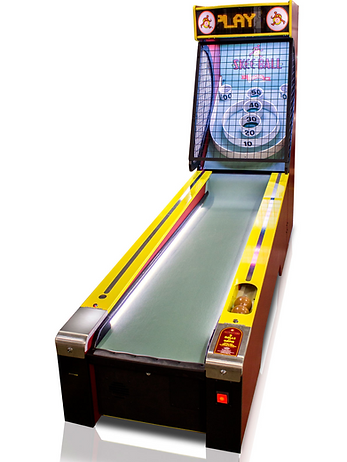 Light up LED Skeeball Arcade Game