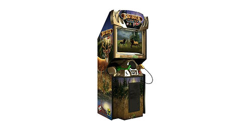 Buck Hunter 2 Arcade Game
