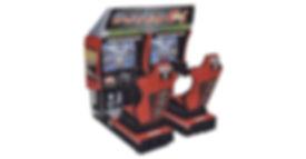 Sega Super GT Arcade Game