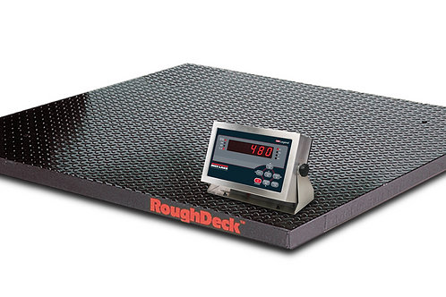 RoughDeck® Rough-n-Ready Floor Scale System