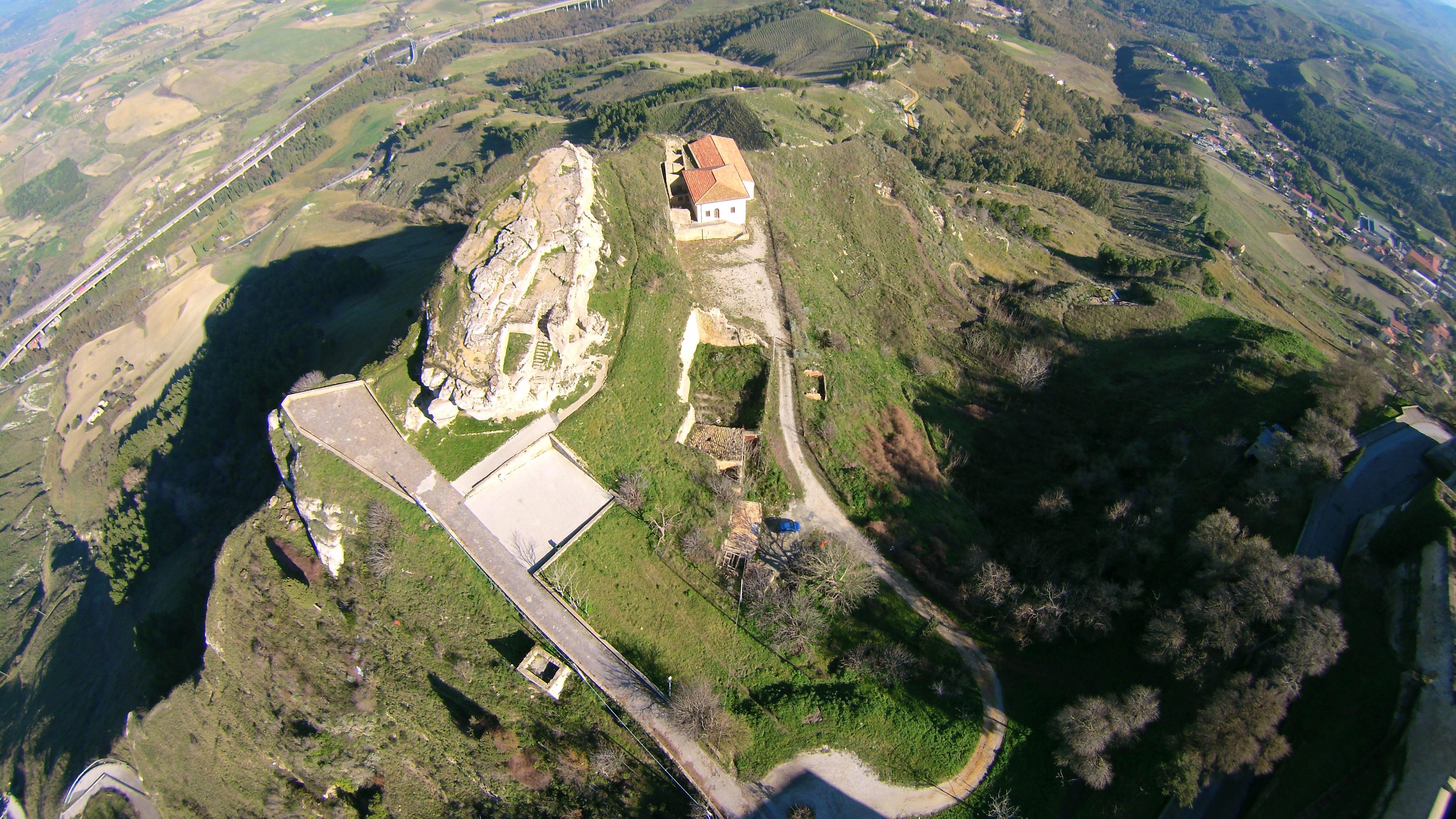 Enna-Rocca di Cerere