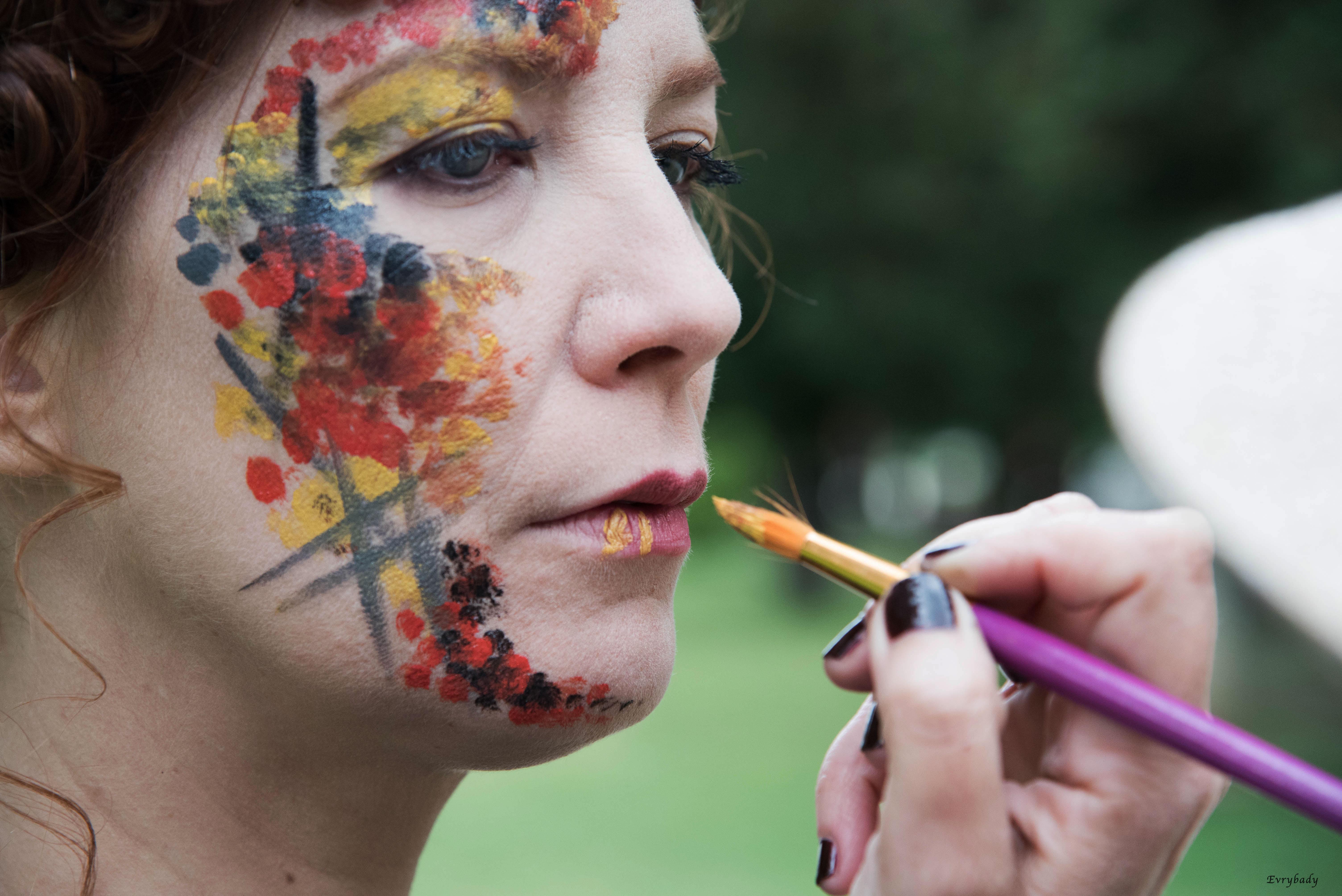 Dipinto volto