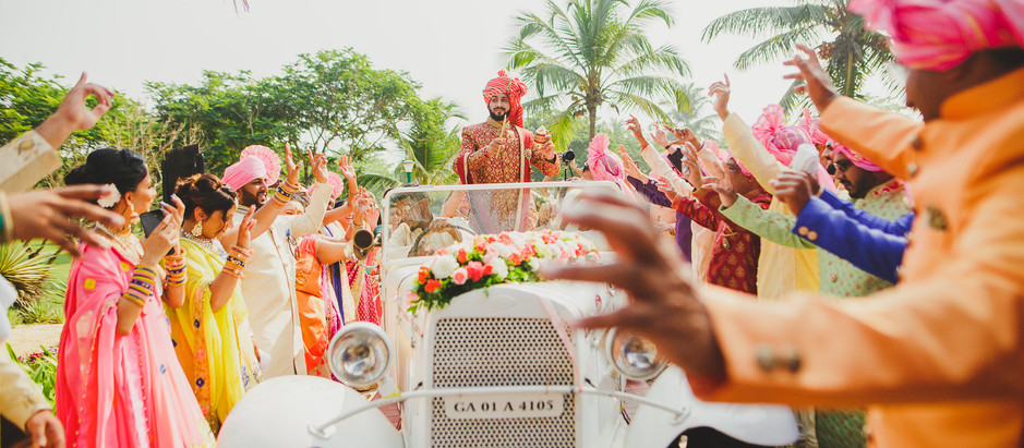 TOP 10 rocking songs for your 2021 Baraat playlist💃🏽🕺🏽💗