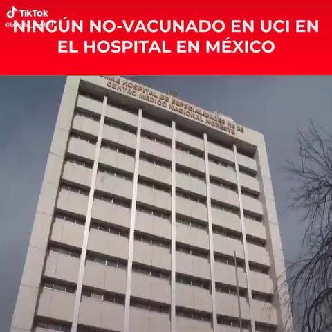 """62 Fallecimientos de """"vacunados"""" en Monterrey, México."""