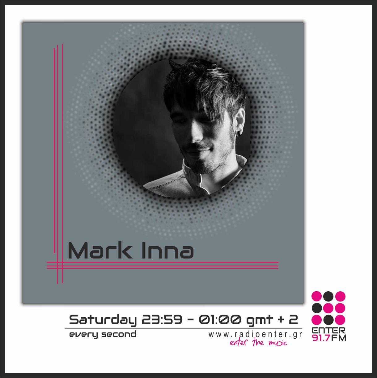 Mark Inna _ Radio Enter 2018