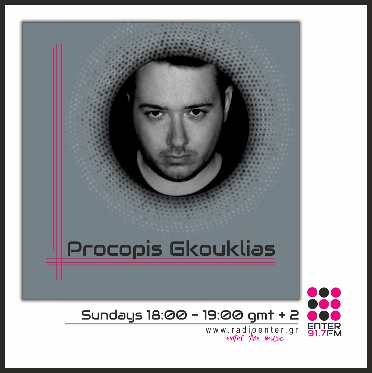 Procopis Gkoyklias _ Radio Enter 2018