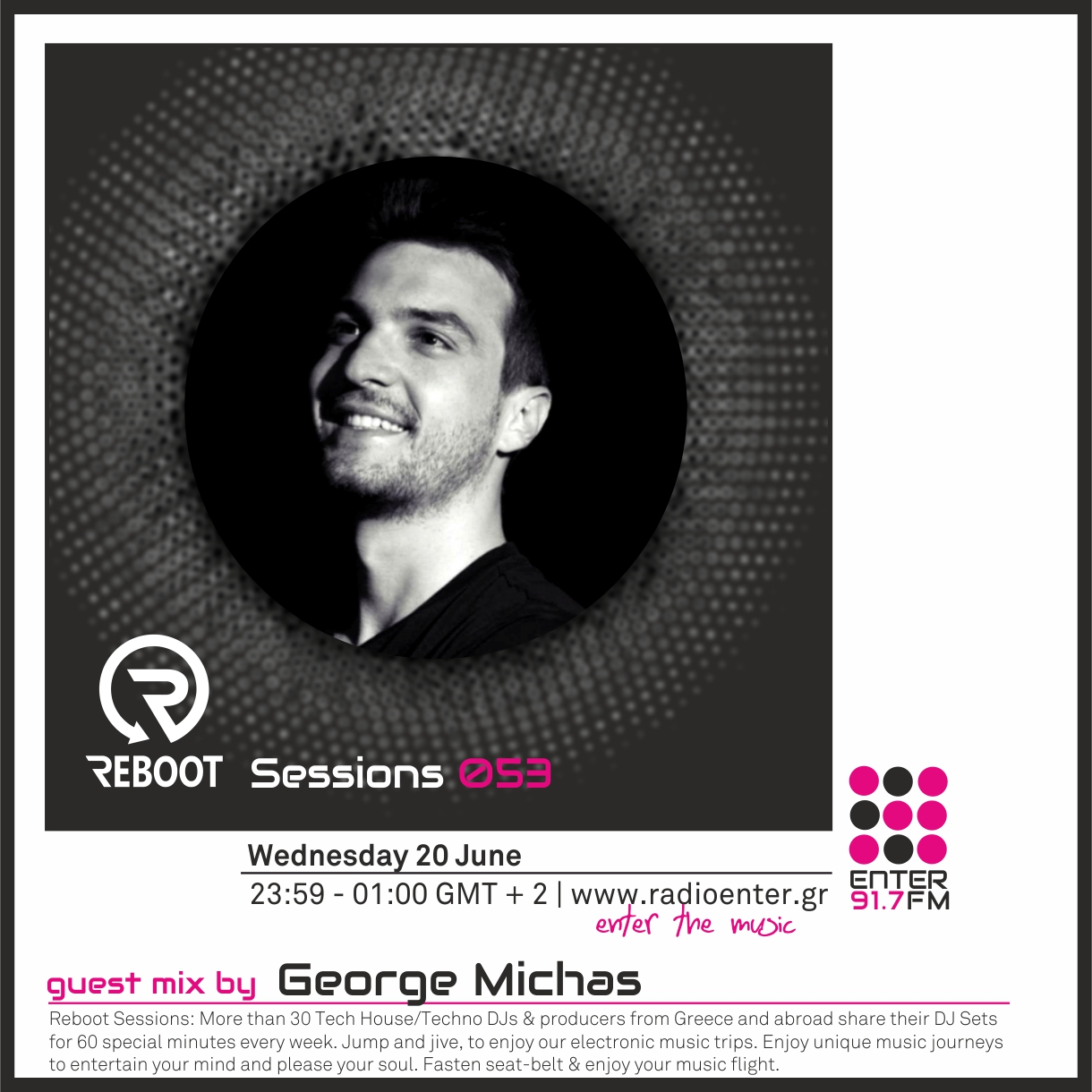 2018.06.20 - Reboot Sessions 053 - George Michas