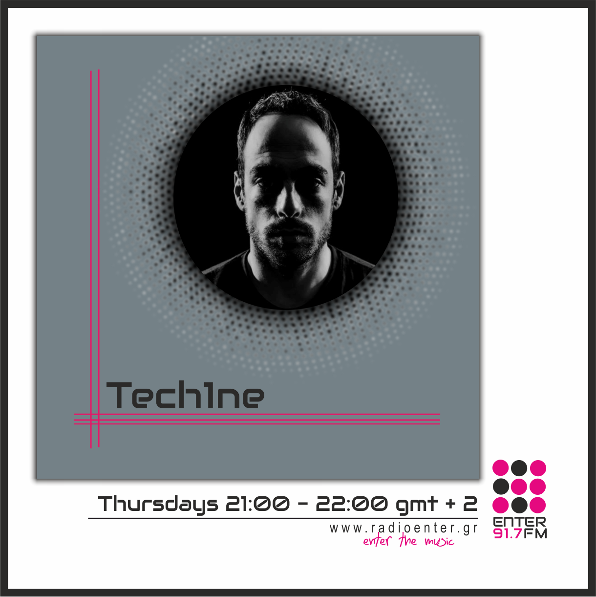 Tech1ne _ Radio Enter 2018