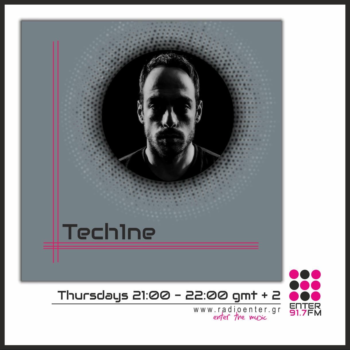 Tech1ne _ Radio Enter 2018