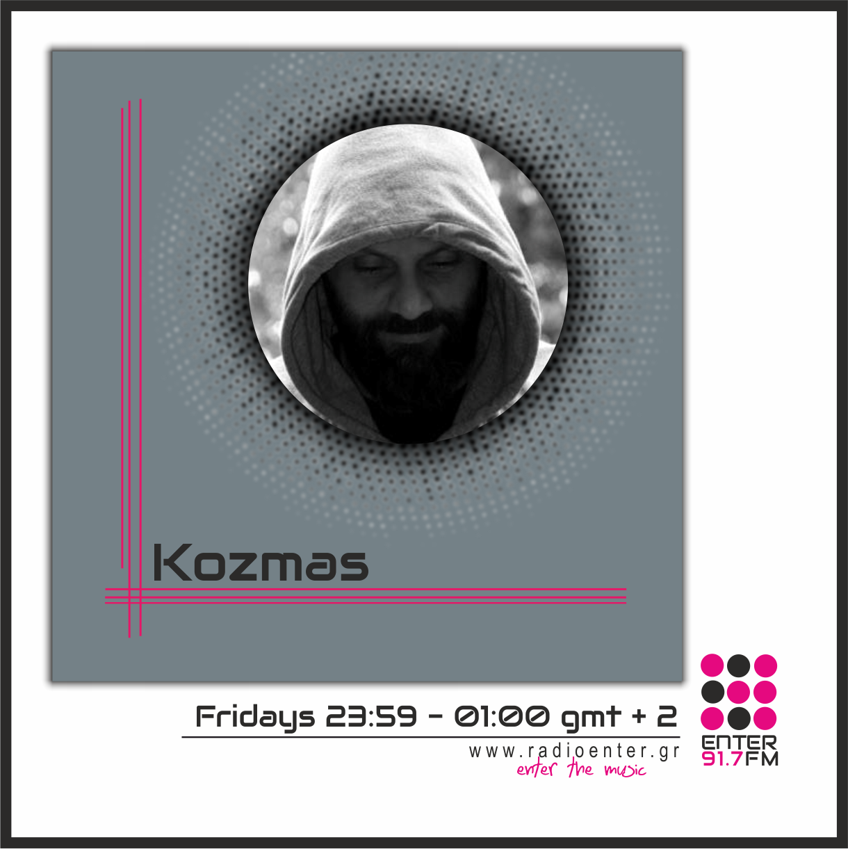 Kozmas _ Radio Enter 2018