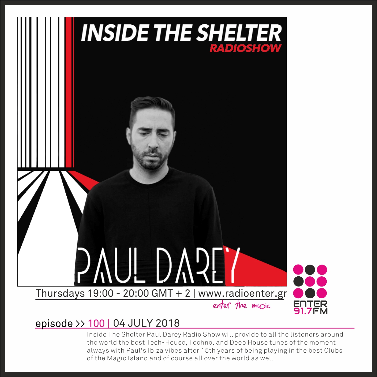 2018.07.30 - Paul Darey 'Inside The Shelter' 100