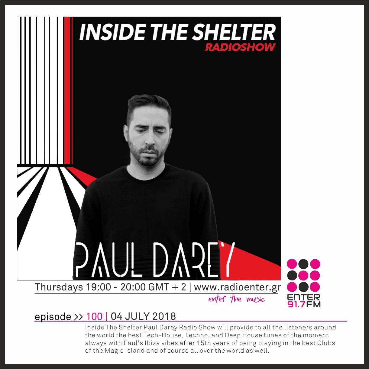 2018.07.30 - Paul Darey 'Inside The Shelter' 100