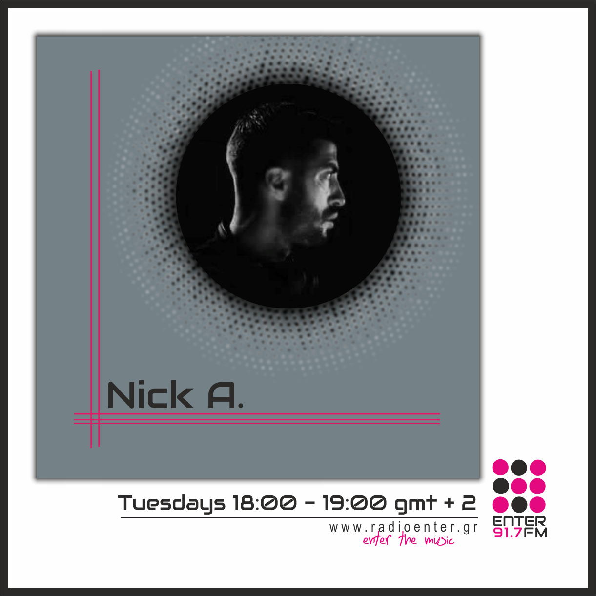 Nick A. _ Radio Enter 2018