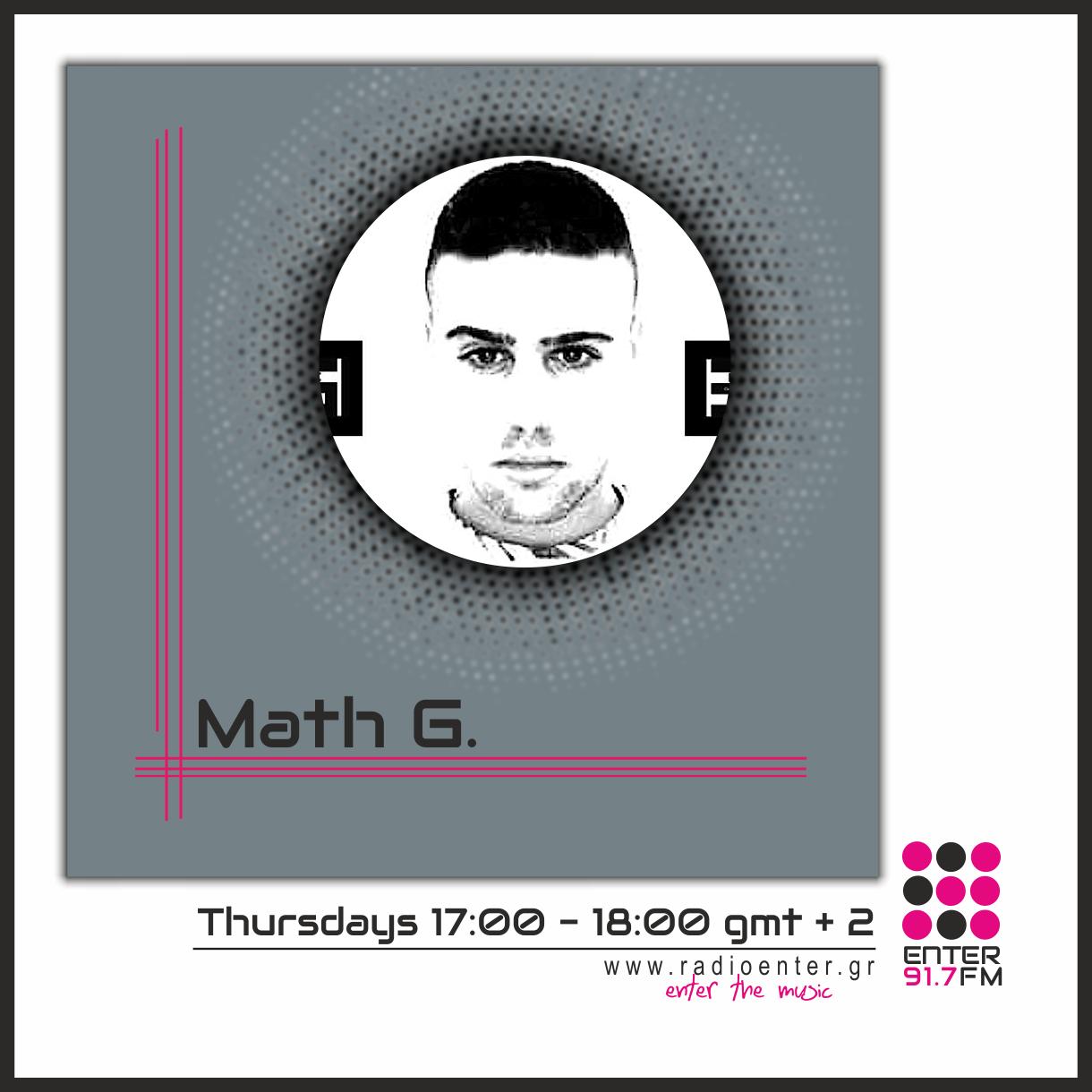 Math G. _ Radio Enter 2018