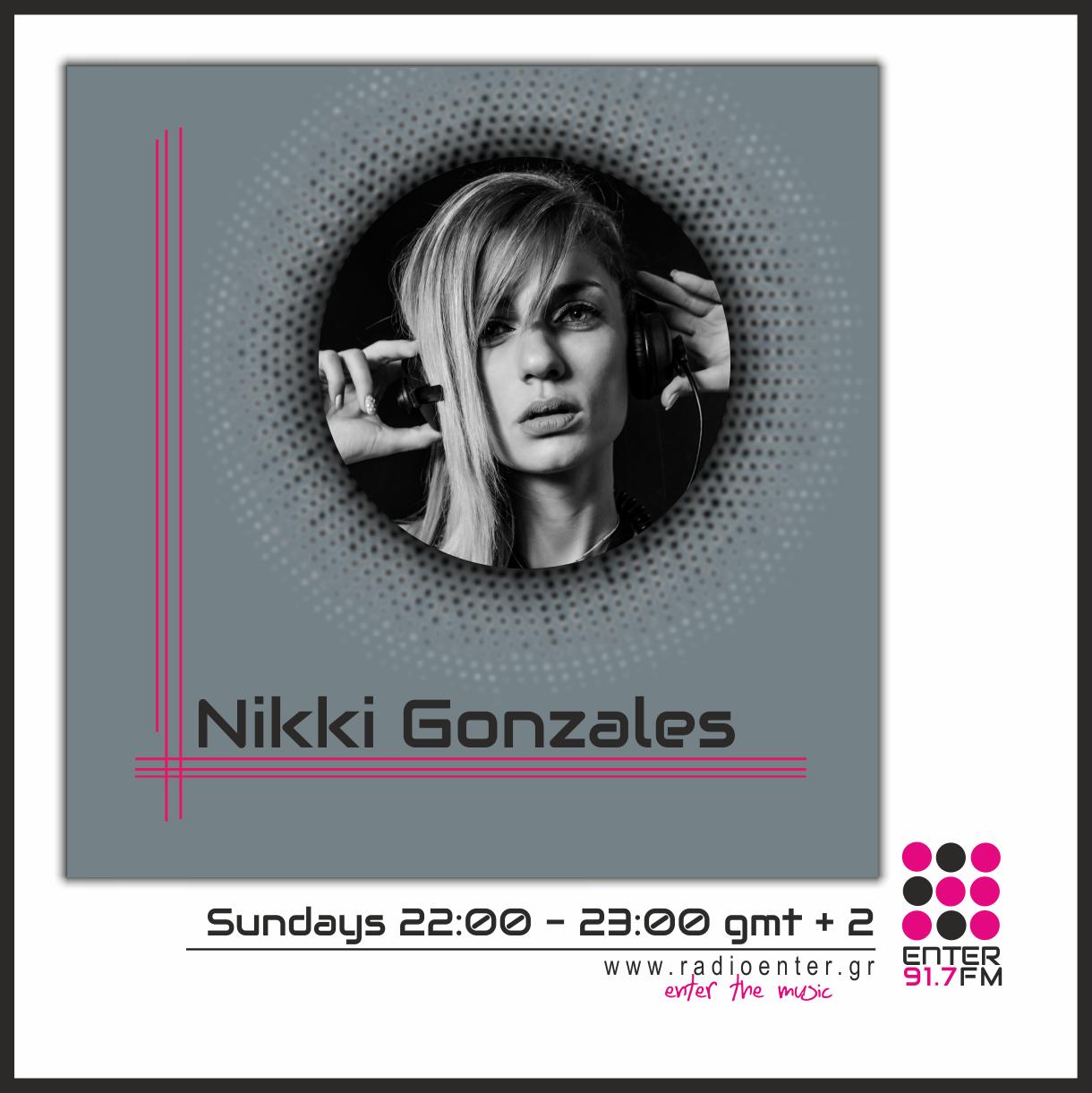 Nikki Gonzales _ Radio Enter 2018