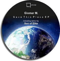 DPH 090 Giomar M - Save this Place EP_co