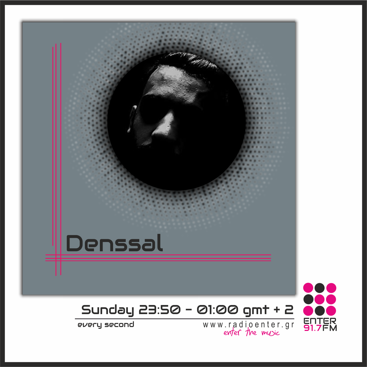 Denssal _ Radio Enter 2018