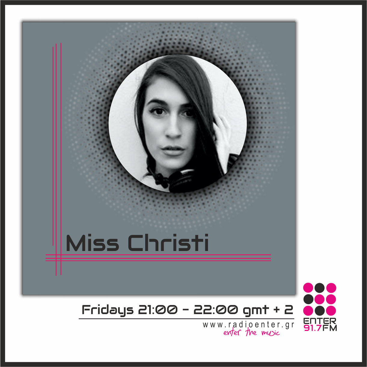 Miss Christi _ Radio Enter 2018