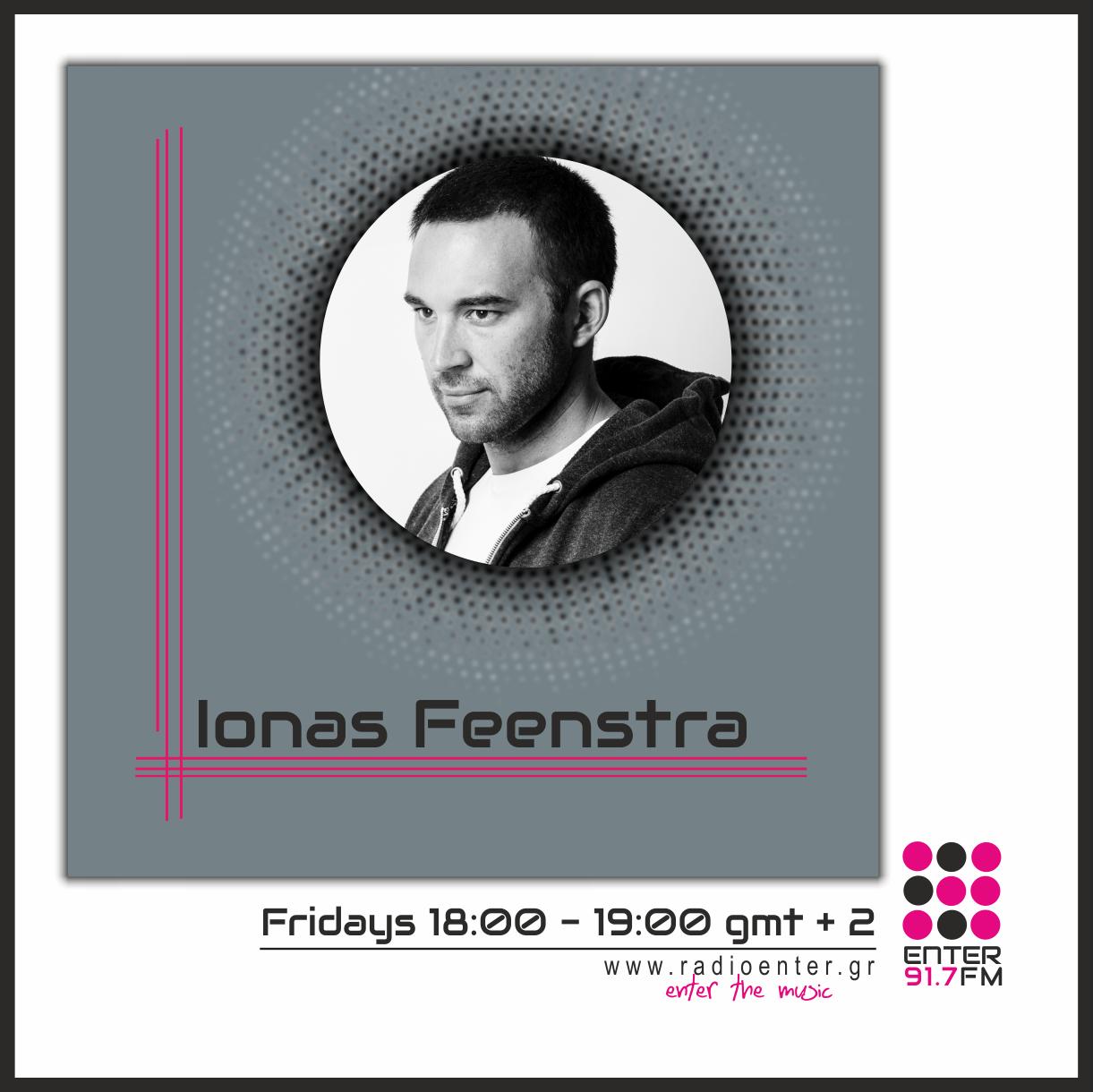 Ionas Feenstra _ Radio Enter 2018