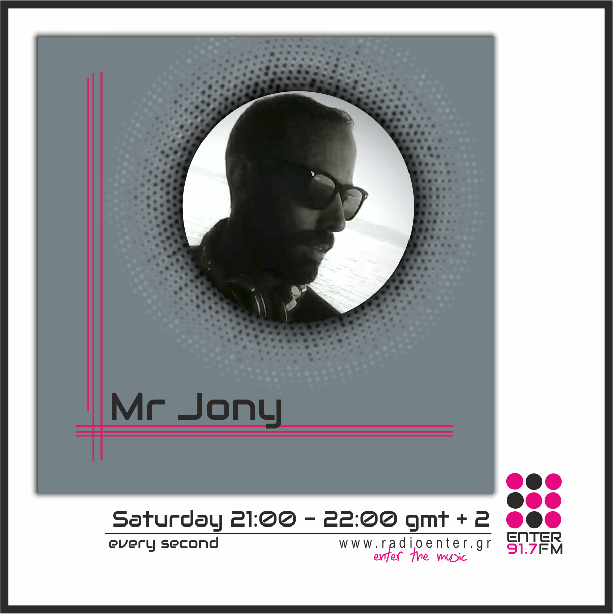Mr Jony _ Radio Enter 2018
