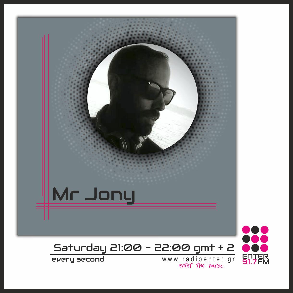 Mr Jony _ Radio Enter 2018