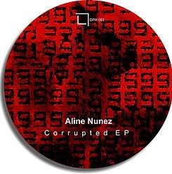 DPH 083 - Aline Nunez - Corrupted EP_cov