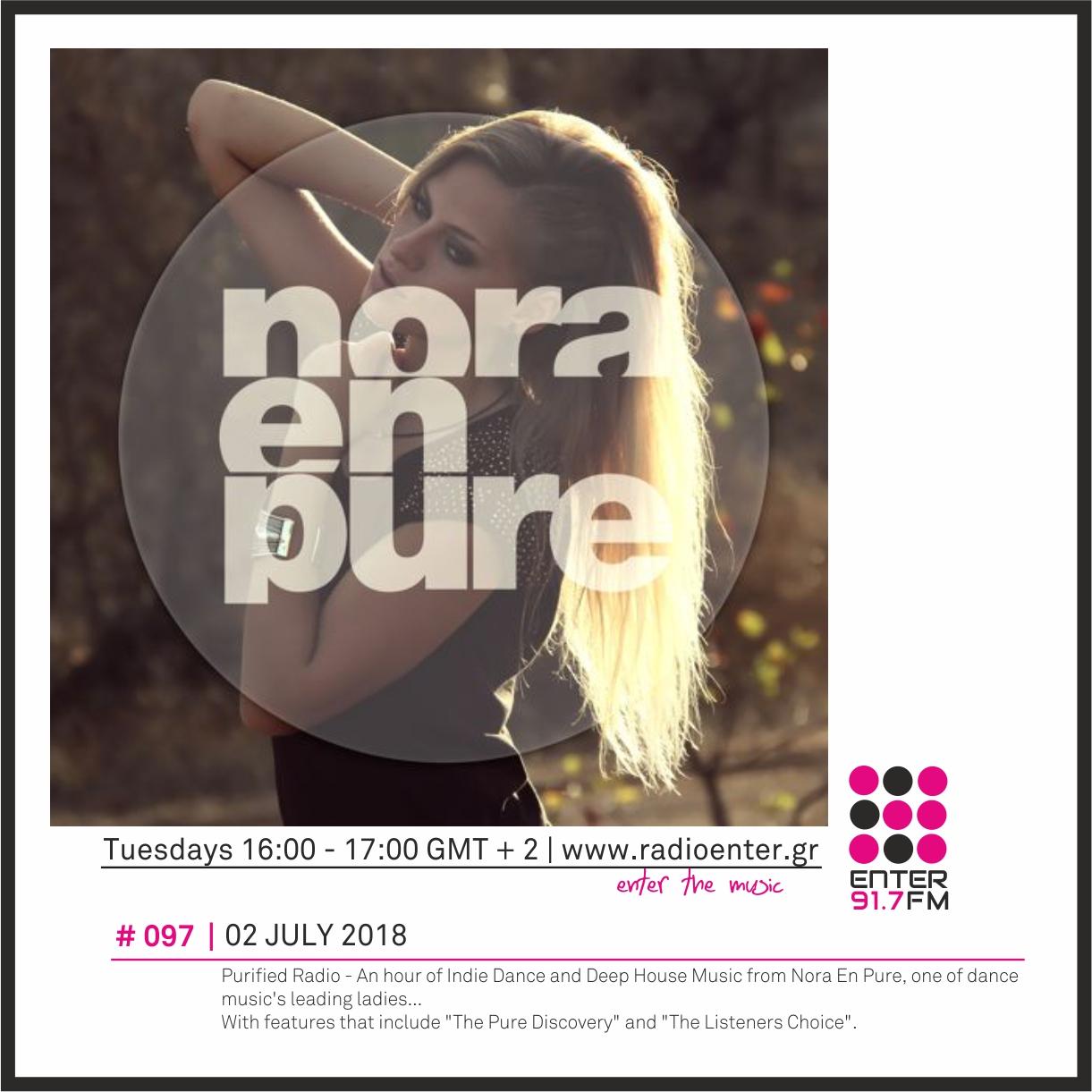 2018.07.02 - Nora En Pure 'Purified Radio' 097