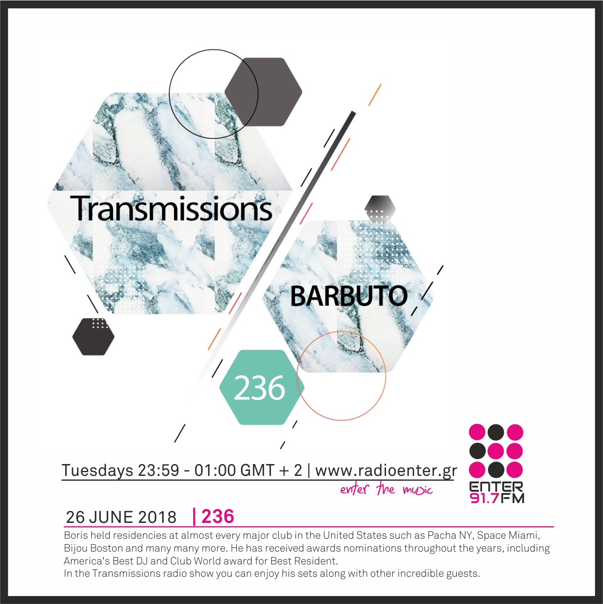 2018.06.26 - Boris Transmissions 236