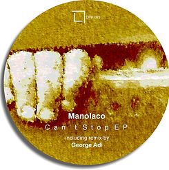 DPH 093 Monolaco - Can't Stop EP_cover.j