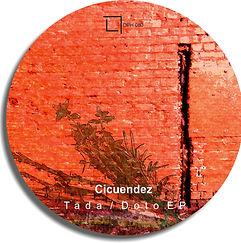 Cicuendez - Tada, Doto EP _ cover.jpg