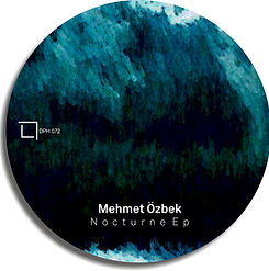 DPH 072 Mehmet Ozbek - Nocturne EP_cover