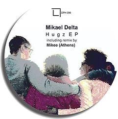 DPH 096 Mikael Delta - Hugz EP _ cover 1