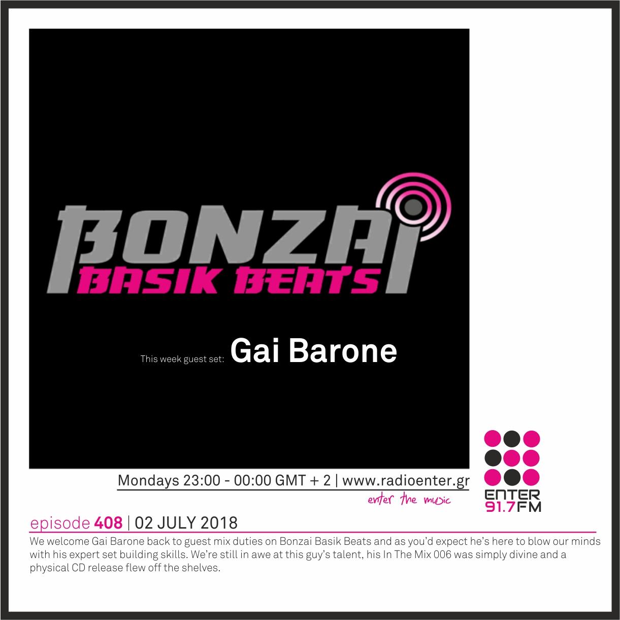 2018.07.02 - Bonzai 'Basic Beats' 408