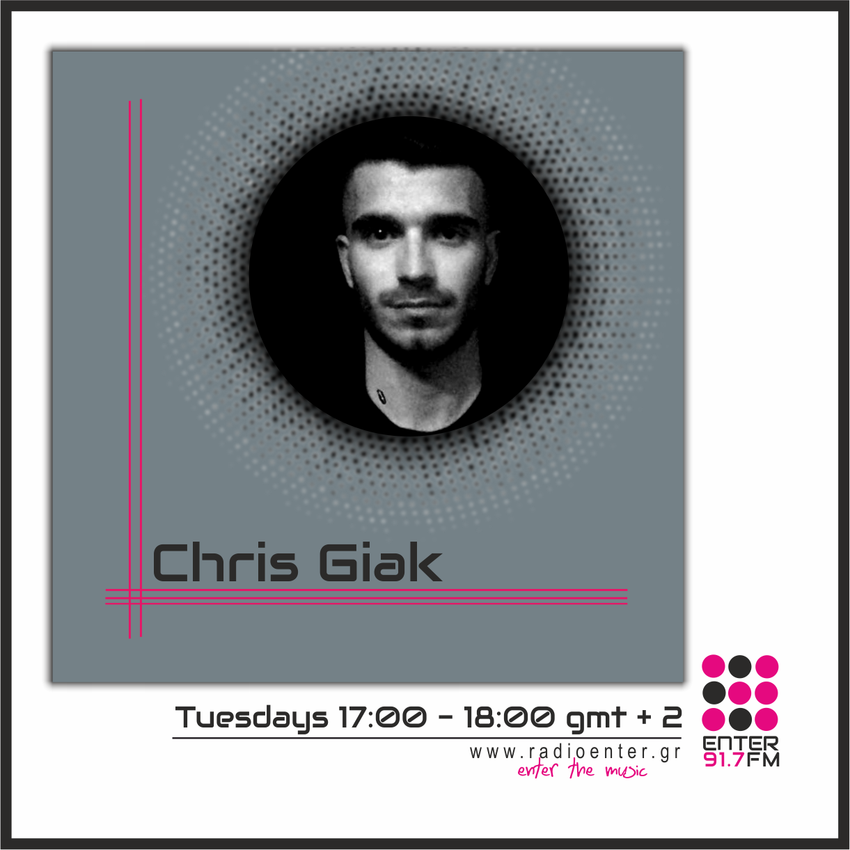 Chris Giak _ Radio Enter 2018