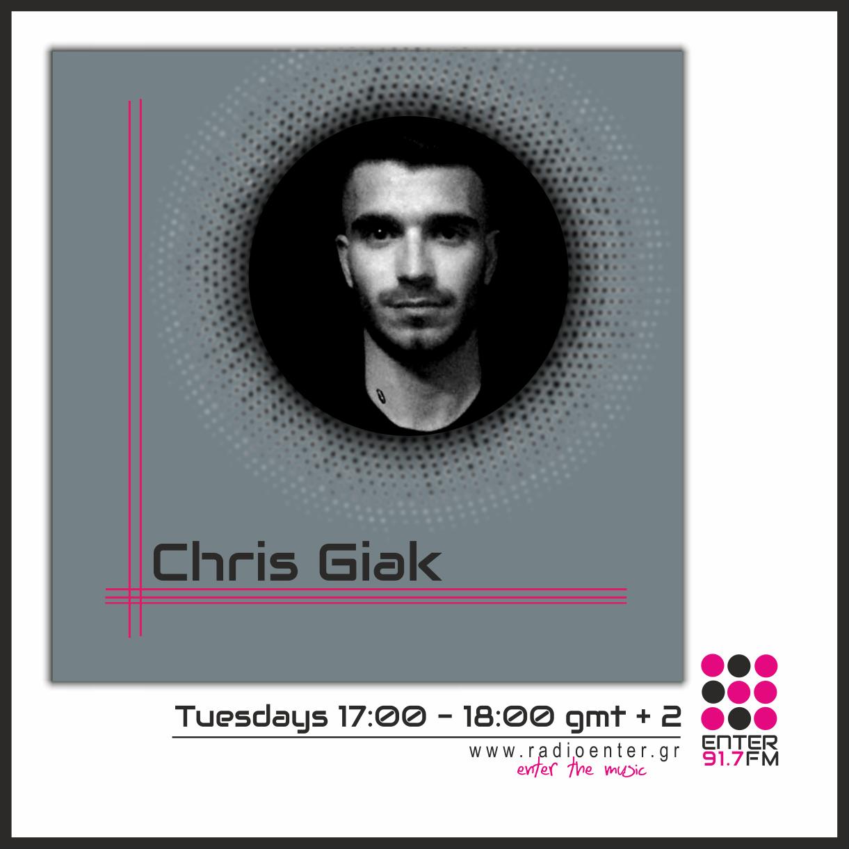 Chris Giak _ Radio Enter 2018